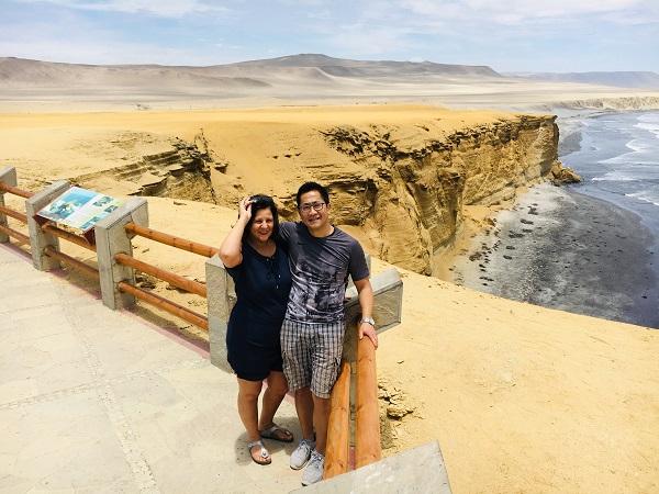 Evaluatie Peru-reis familie Ong