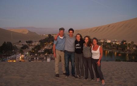 rondreis door Peru Familie Wagenaar