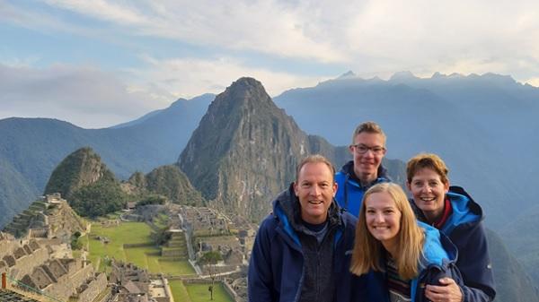 reisverslag Peru familie Wesseling