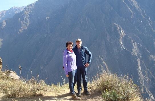 rondreis door Peru Familie Giezen