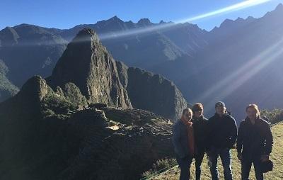 Reisverslag Peru Familie Ardon
