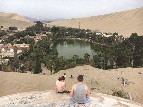 reiservaring Peru Families De Smet en Verhoeyen
