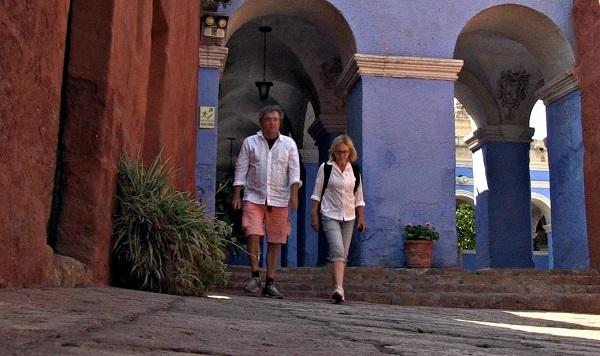 Reisverslag Peru Familie Baaten