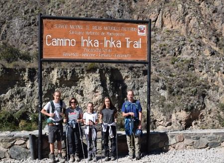 reisverslag Peru Familie Dewulf