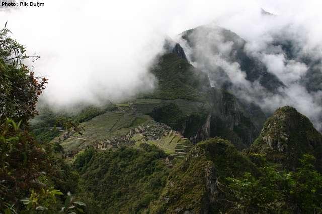 2, Wayna Picchu