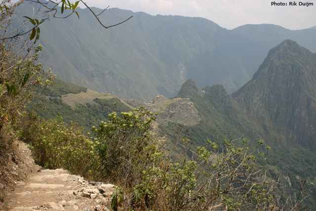 3, Zonnepoort Machu Picchu