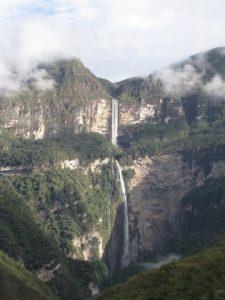 Gocta Waterval