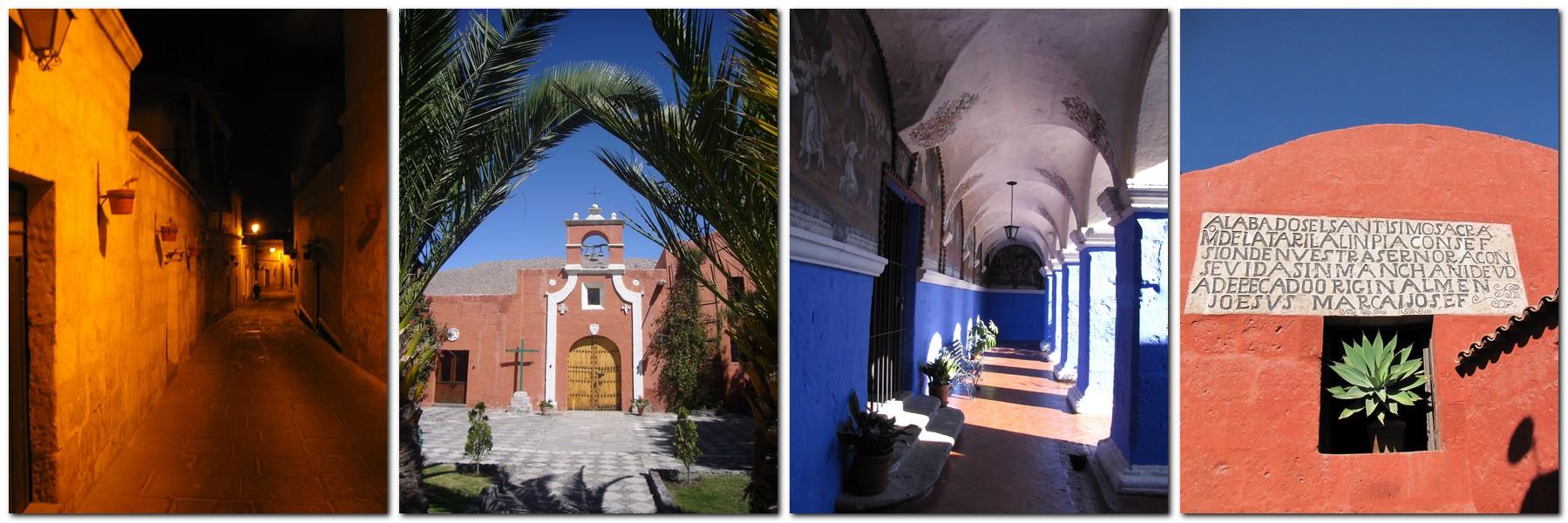 Arequipa - verklaard tot werelderfgoed