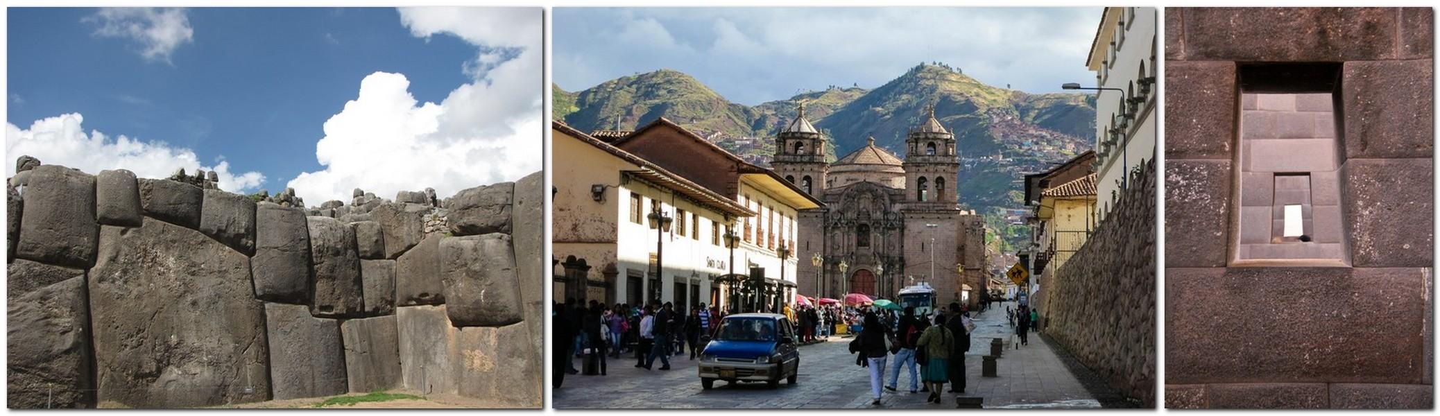 Bezienswaardigheden in Cusco